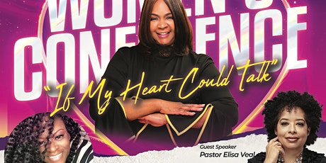 If My Heart Could Talk Women's Conference tickets