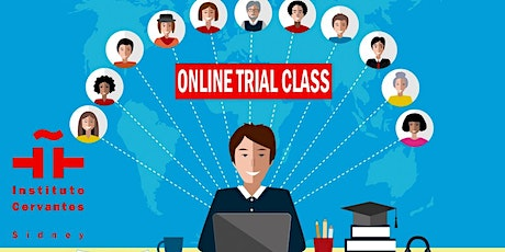 FREE SPANISH ONLINE TRIAL FOR BEGINNERS- SPRING TERM 2021 tickets