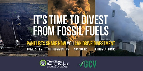 It's Time to Divest from Fossil Fuels tickets