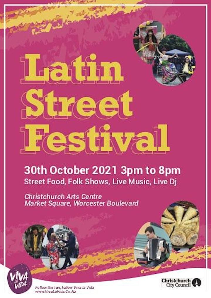 Latin Street Festival image