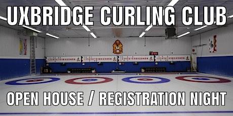 Try Curling in Uxbridge tickets