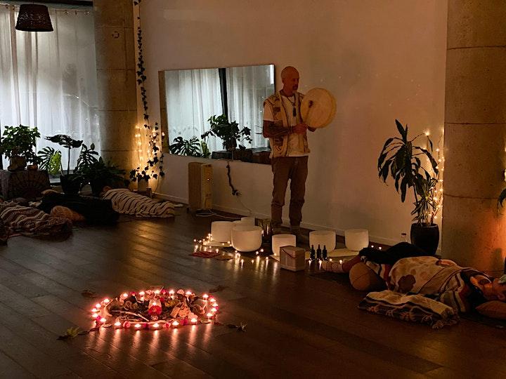 Shamanic Journey, Cacao Ceremony & Sound Healing | Auckland image