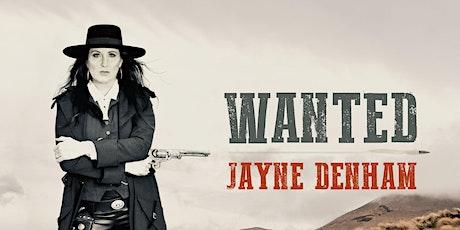 JAYNE DENAM tickets