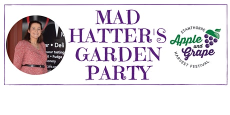 Mad Hatters Garden Party tickets