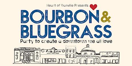 Bourbon and Bluegrass 2021 tickets