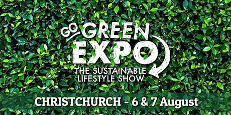 Christchurch Go Green Expo 2022 tickets
