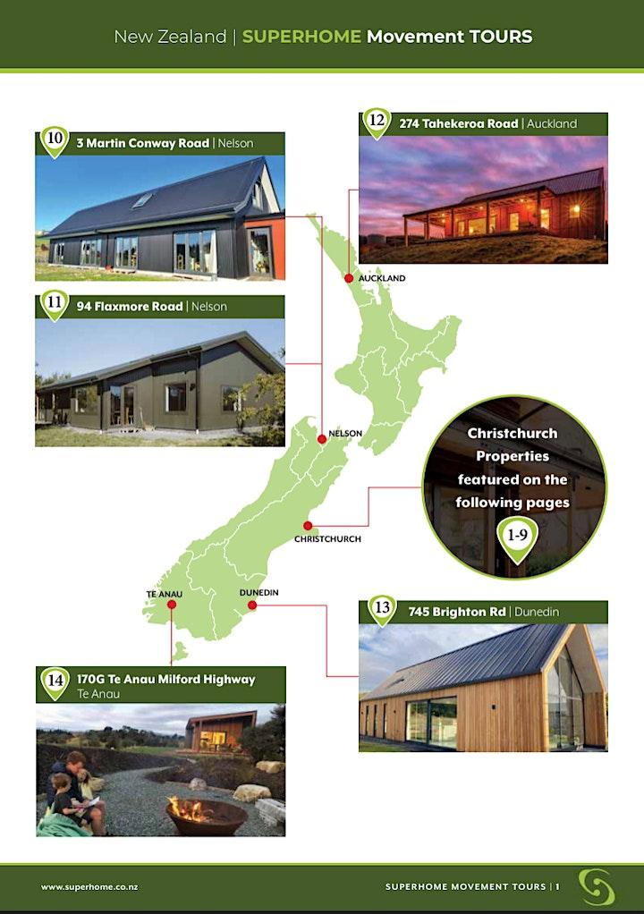 NZ Superhome Tour 2021 image