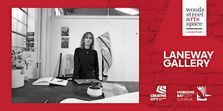 Laneway  Gallery Artist Talk - Lina Buck tickets