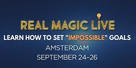 Real Magic LIVE tickets