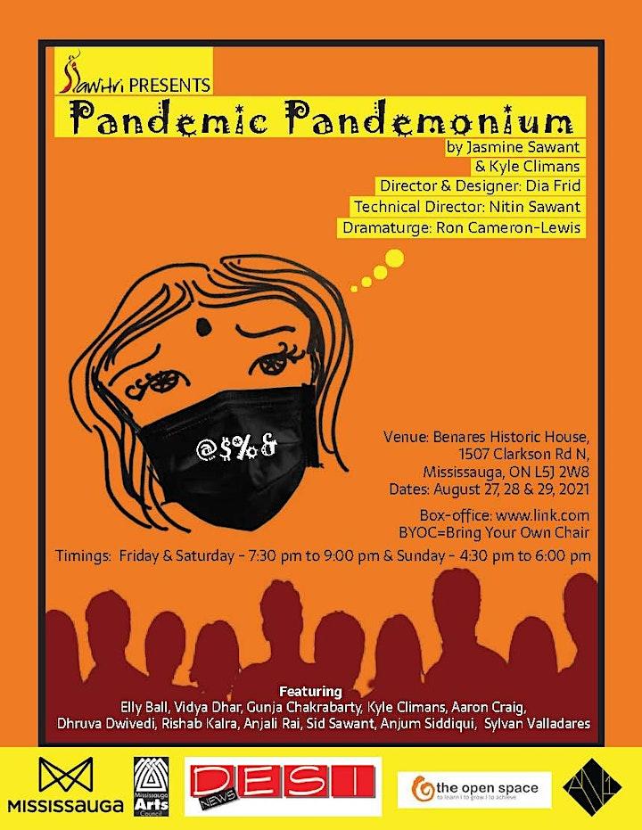 Pandemic Pandemonium image
