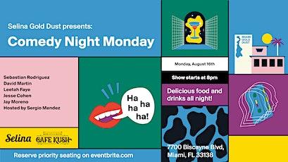 Cafe Kush Comedy Night tickets