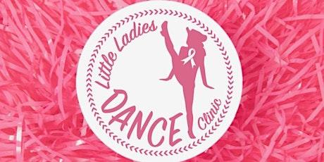 Little Ladies Dance Clinic 2021 tickets