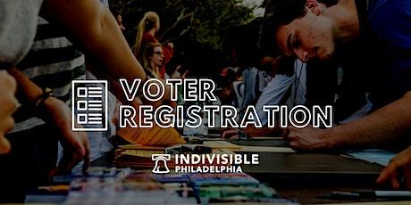 Voter Registration: Clark Park Farmers Market tickets