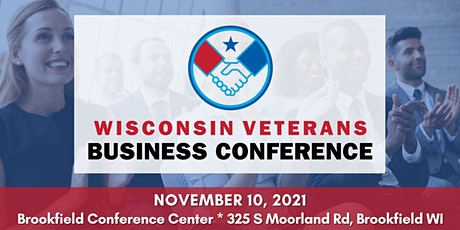 2021 Wisconsin Veterans Business Conference tickets