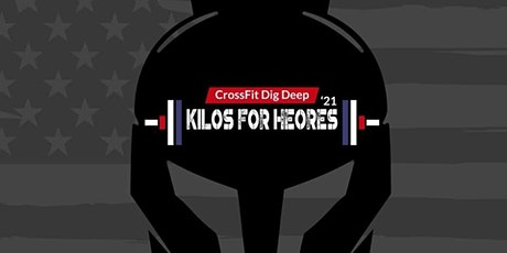 Kilos For Heroes '21 tickets