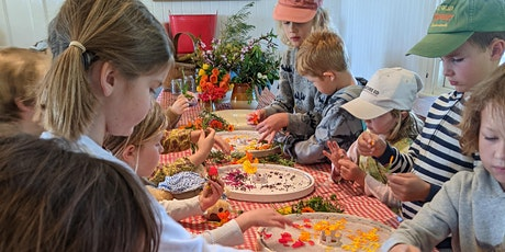 FARM KIDS - Mini Farmers Term 4 (Natural Dyes and Paints) tickets