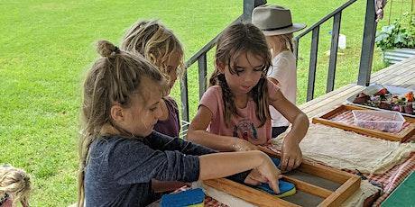 FARM KIDS - Mini Farmers Term 4 (Nature Craft) tickets