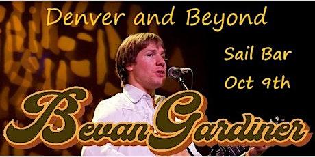 Bevan Gardiner Denver and Beyond tickets