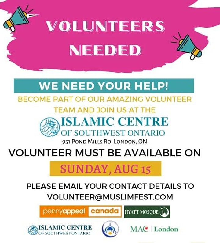 MuslimFest - London 2021 image