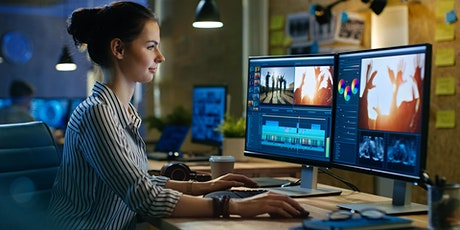 Introduction to Video Editing with Blackmagic Resolve tickets