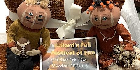 Dillard's Fall  Bridal Show  Festival of Fun tickets