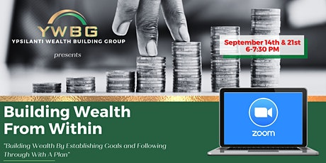 Building Wealth From Within tickets
