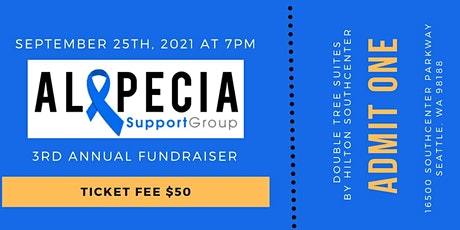 Alopecia Support Group 3rd Annual Fundraiser tickets
