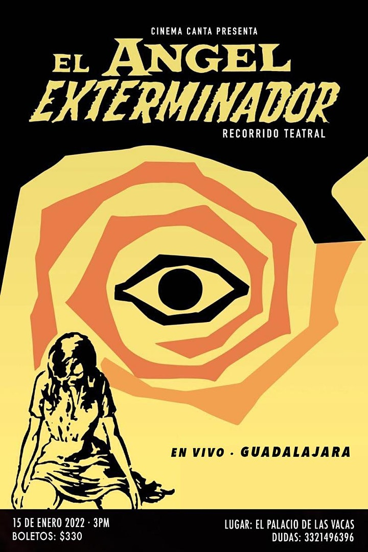 Imagen de Cinema Canta Presenta: El Ángel exterminador