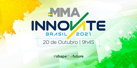 MMA Innovate Brasil 2021 ingressos