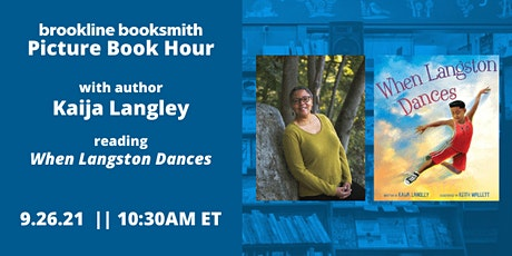 Picture Book Hour: Kaija Langley tickets