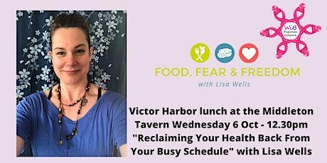 Victor Harbor lunch - Women in Business Regional Network - Wed 6/10/2021 tickets