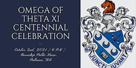 Omega of Theta Xi Centennial Celebration tickets