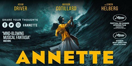 ANNETTE - Special Q&A screening event. tickets