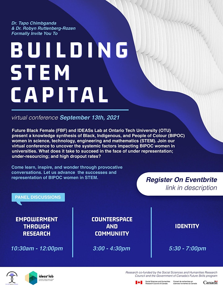 BUILDING STEM CAPITAL: The Conference image