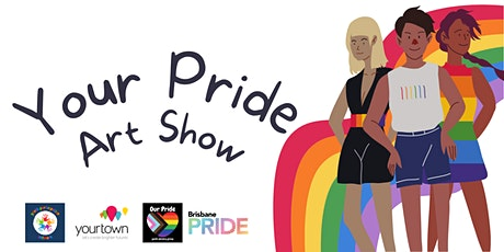 Your Pride Community Art Show tickets