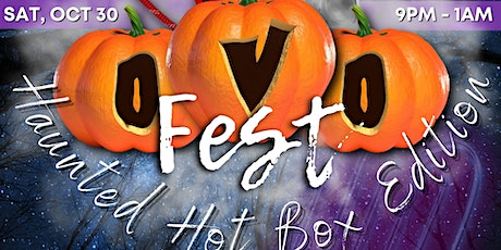 OVO FEST: HAUNTED HOTBOX EDITION tickets