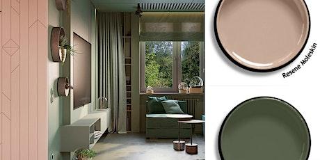 Free Interior Design Workshop - Home Ideas Wellington tickets