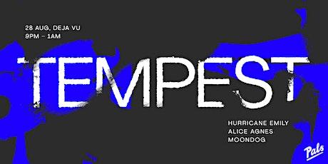 TEMPEST - Ōtepoti Dunedin tickets