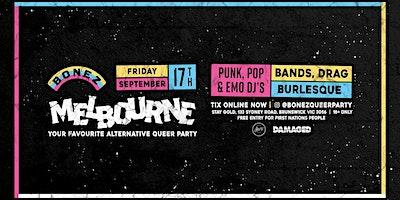 BONEZ Alternative Queer Party – September