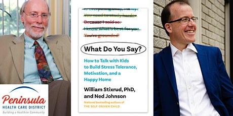 What Do You Say? Talking with Kids to Build Stress Tolerance and Motivation tickets