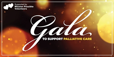 Mission Possible and Palliative Care Gala 2022 tickets
