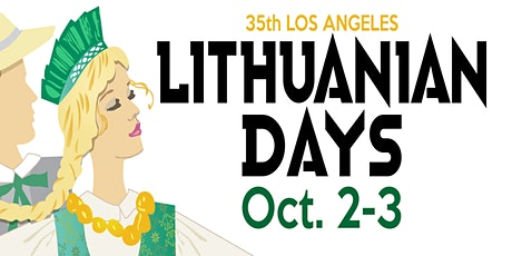 Los Angeles Lithuanian Days 2021 tickets