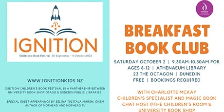Ignition Kids Festival - Breakfast Book Club tickets