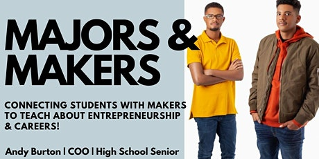 MAJORS & MAKERS | Andy Factory LLC tickets