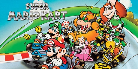 Mario Kart Competition tickets