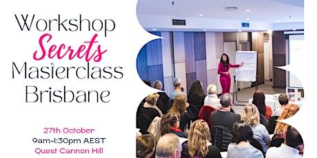 Generate High Quality Leads Masterclass - Brisbane! tickets
