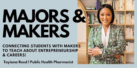 MAJORS & MAKERS   The Wellness Apothecary tickets