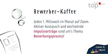 Bewerber Kaffee Tickets