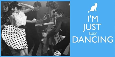 FREE Swing Dance Lessons (Intro) tickets