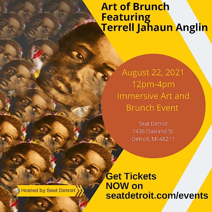 The Art of Brunch- Get Tickets www.seatdetroit.com/events image